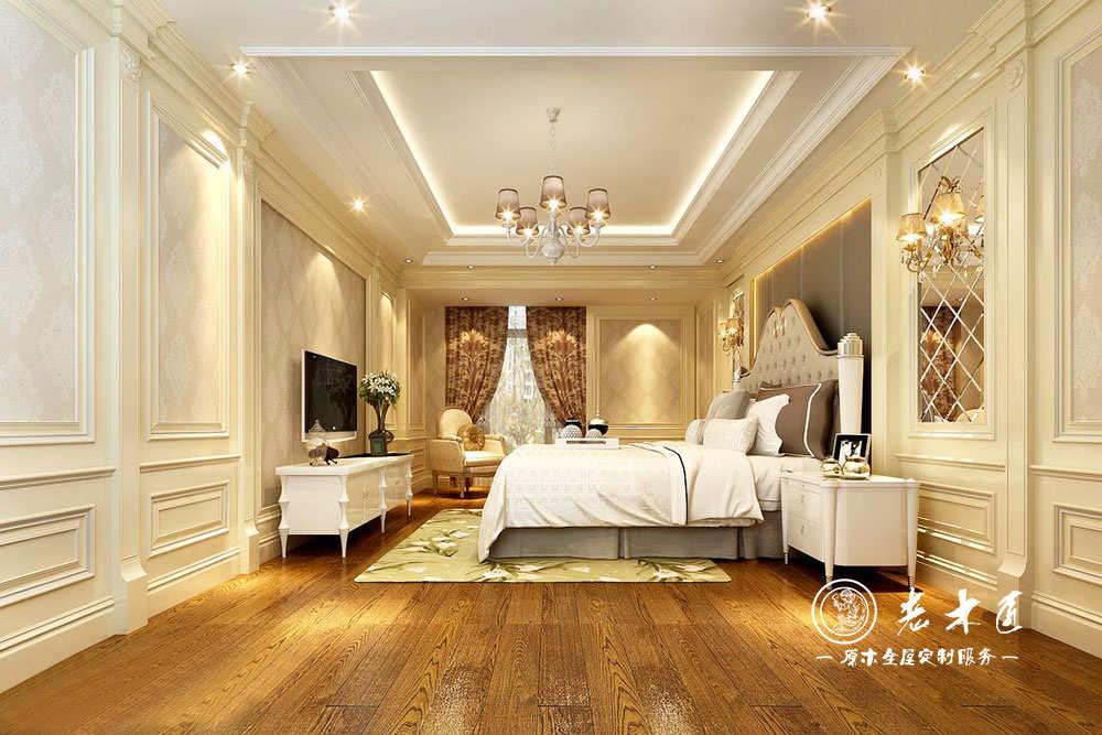 卧室背景墙装修效果图大全